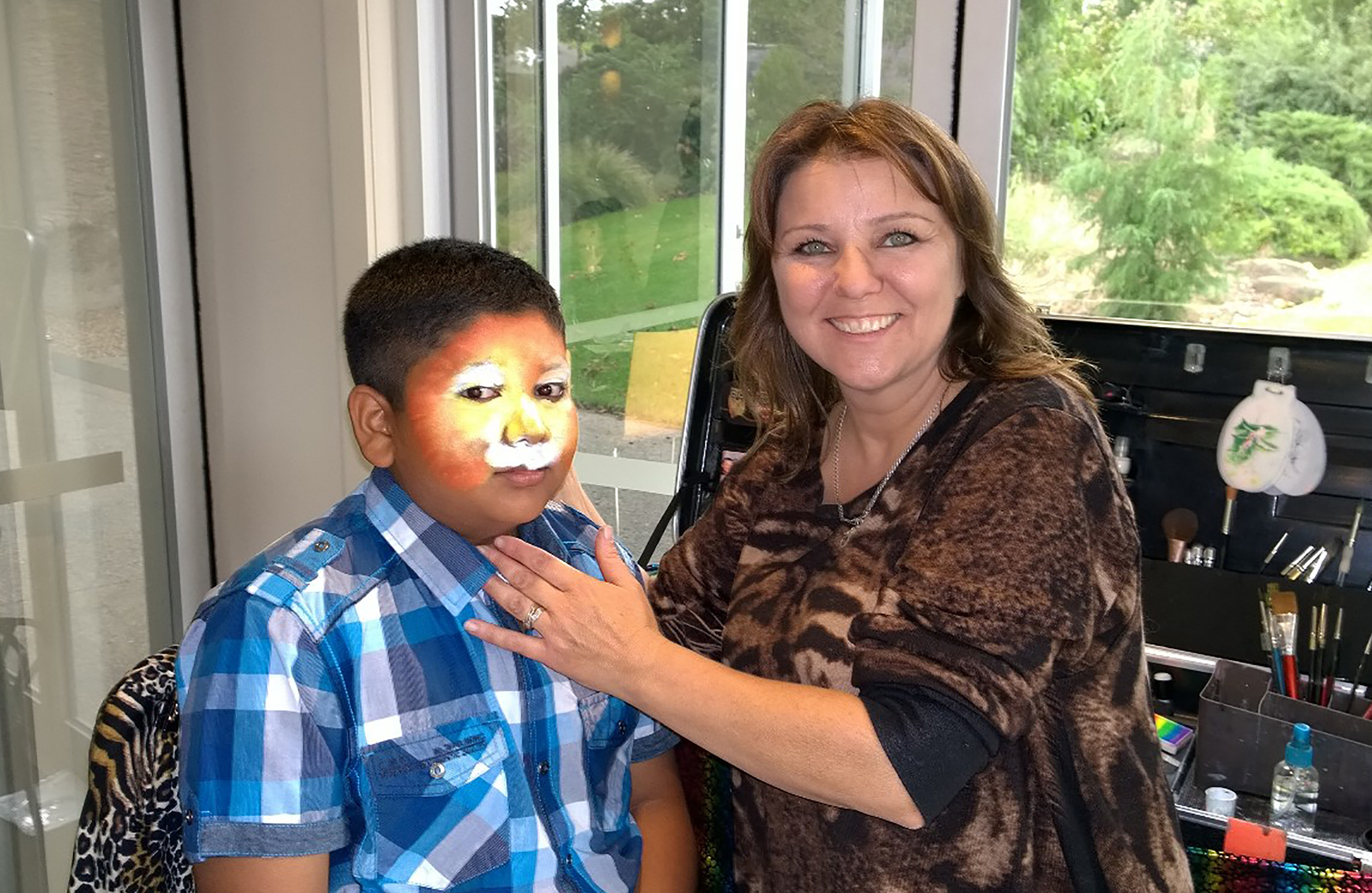 Family day 2016 - Face painting