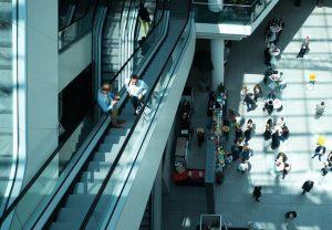 Facility escalator