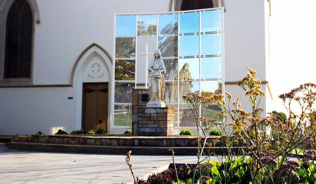 St Ann's Garden, Emmanuel College