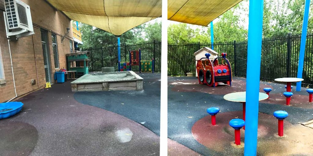 Alphington Grammar Early Learning Centre playground redevelopment
